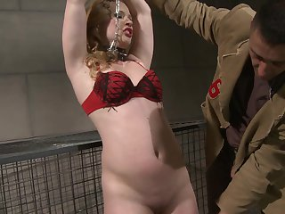 Blonde bombshell is skilled enough to make guy cum again and again