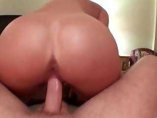 Piercings Alysha Rylee with massive knockers and bald beaver givesdude the tugjobof his dreams