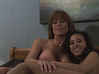 Redhead Darla Crane shows every inch of her body before her plays with herself on cam