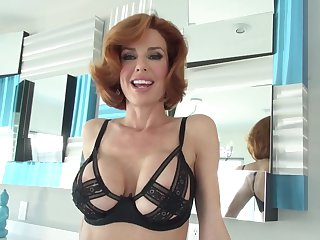 Rocco Siffredi wants to fuck passionate Veronica Avluv's sweet mouth forever before she gets fucked in her bottom