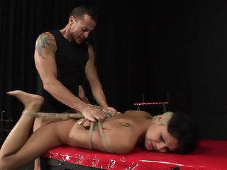 Teen porn diva Maya Bee is never enough and takes guys stiff tool in her mouth again