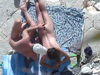 Sex on the beach.Improvisation