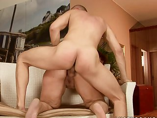 Mature Marsha Pearls can't stop sucking in crazy oral action with hard dicked bang buddy